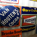 Enamel Signs
