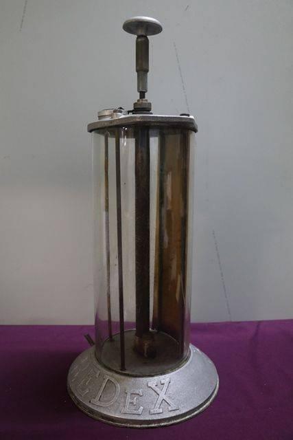 Redex Oil Additive Dispenser