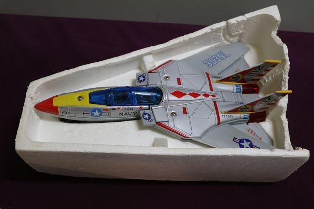Battery Operated Jet Fighter TOMCAT
