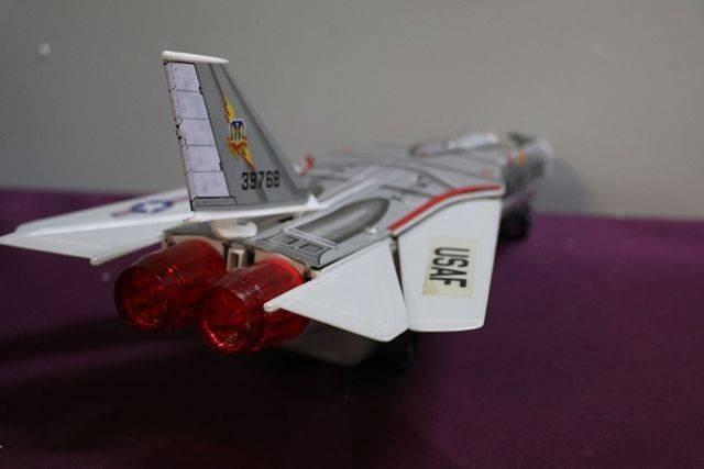 Battery Operated General Dynamics Grumman FIIIA Jet Fighter