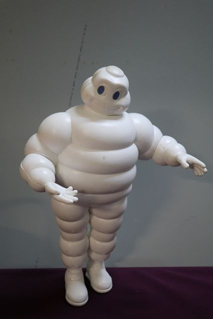 Large Michelin Tire Man  Figure