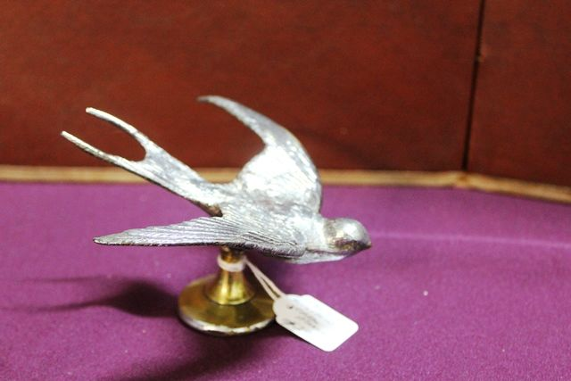 1930and96s Swallow Cars Mascot