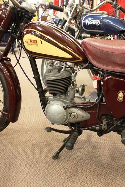 1957 BSA D3