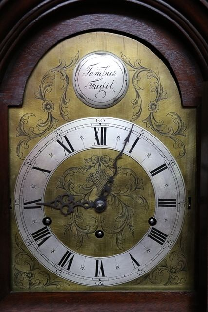 20th Century Longcase Clock 8 Day 14 Hour Westminster Chime Movement