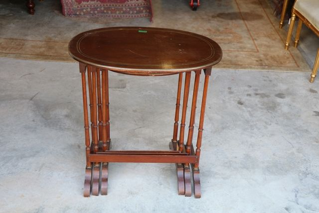 3 Nest Table