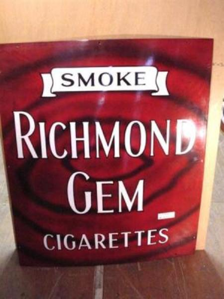 SMOKE RICHMOND GEM [MINT] ---ST78
