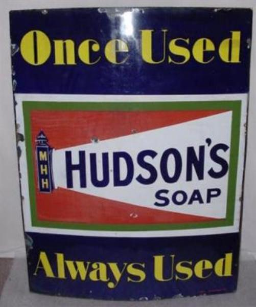 Hudson s Soap - Once Used Always Used---SG1