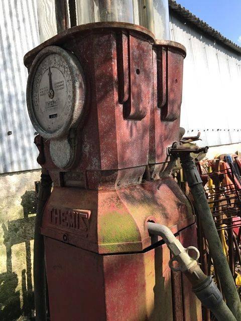 ARRIVING NOVEMBER Themis Manual Petrol Pump