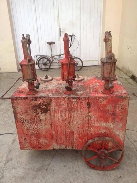 ARRIVING NOVEMBER Triple Pump Oil Dispenser