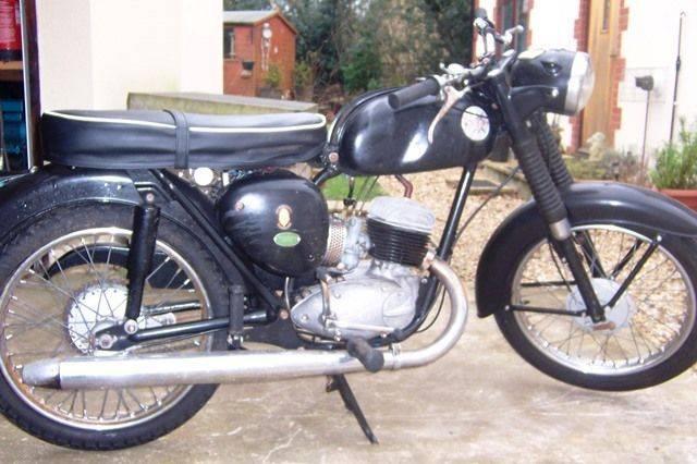 ARRIVING SOON 1971 BSA B175 175cc