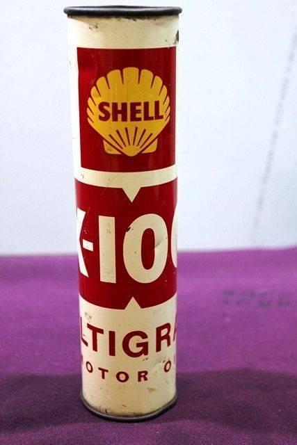 A Rare Shell X100 Kaleidoscope