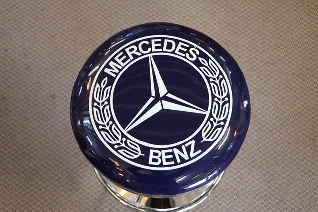 Adjustable GarageBar Stool Mercedes Benz