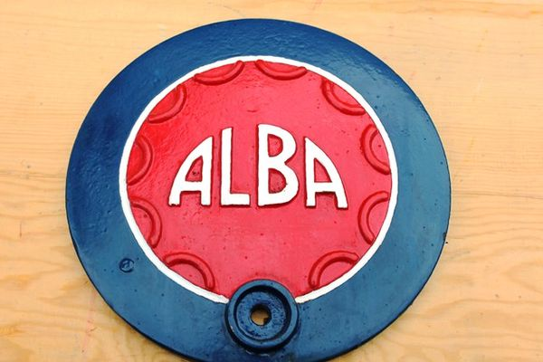 Alba Cast Iron Tank Cover