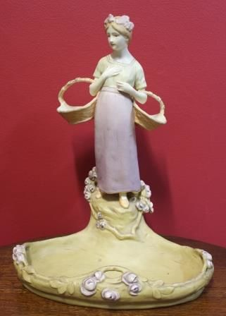 Amphora Figure Bowl