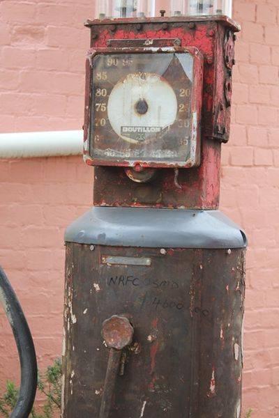 Antique Boutillon Manual Pump