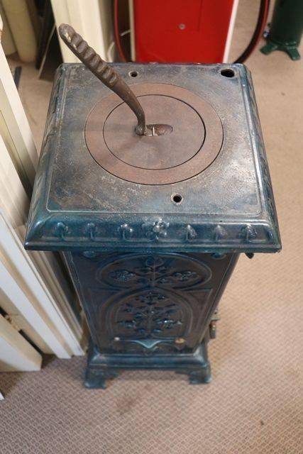 Antique Derby Arthur Martin Cast Iron