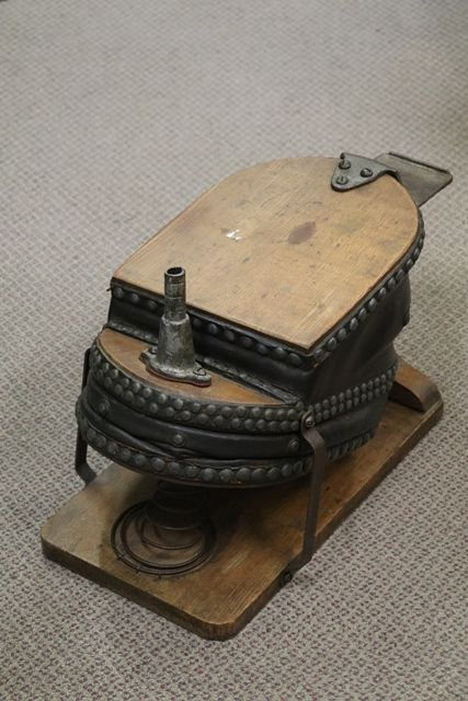 Antique Fire Blower