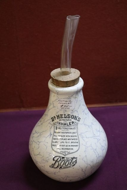 Antique Inhaler
