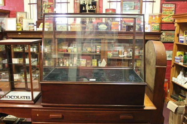 Antique Shop Display Cabinet - Antique Shop Counter Display Cabinet XXXX Antique Complex