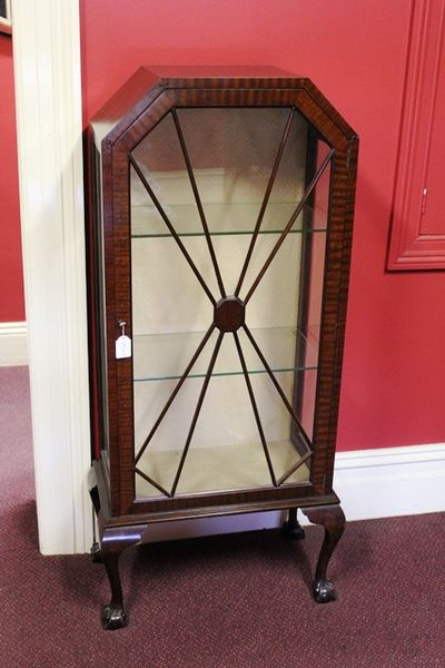 Art Deco China Cabinet Monthly Special