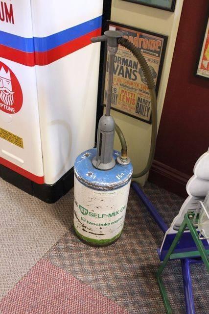 BP 2 Stroke Dispenser Pump
