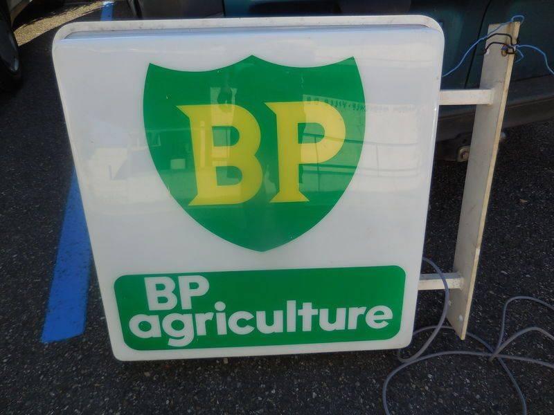 BP Agriculture Acrylic Light Box