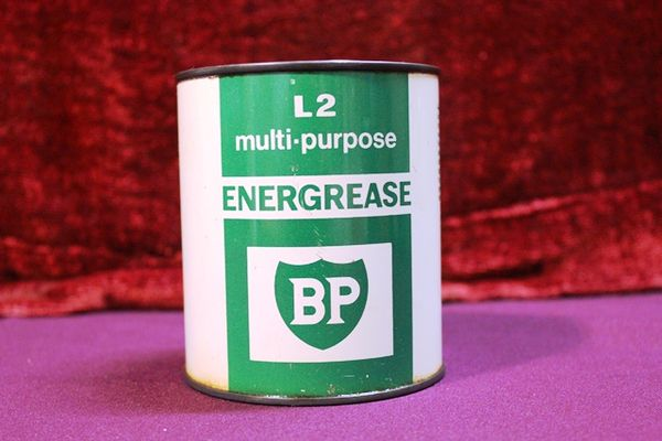 BP Energrease 1lb Grease Tin