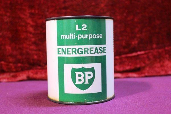 BP Energrease 1lb Grease Tin