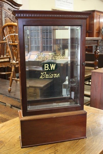 Ben Wades Pipe Cabinet