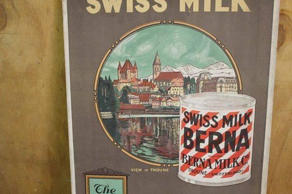 Berna Swiss Milk