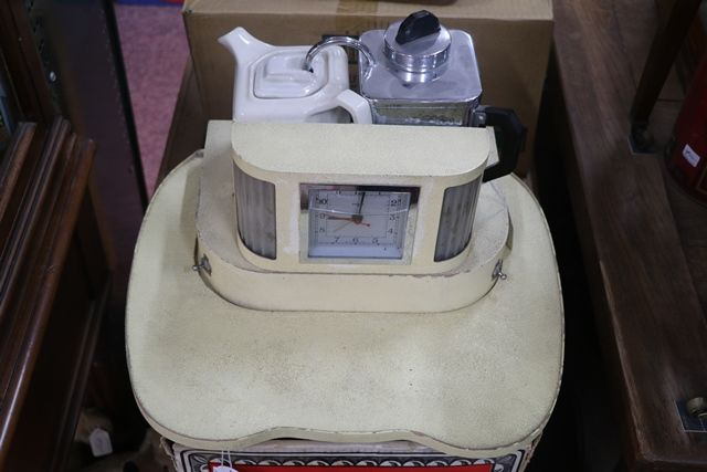 British Goblin Teasmade Outfit Model D21
