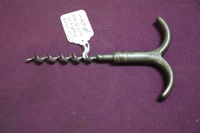 CTWillets Antique Corkscrew