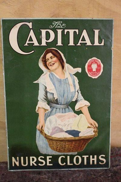 Capital Nurse Clothes
