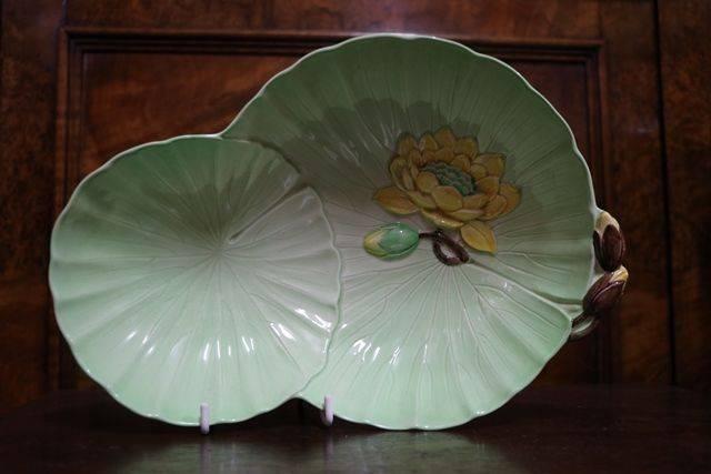 Carlton Ware Leaf Shaped Bowl