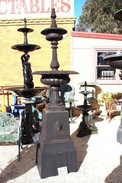 Cast Iron Blenheim Fountain