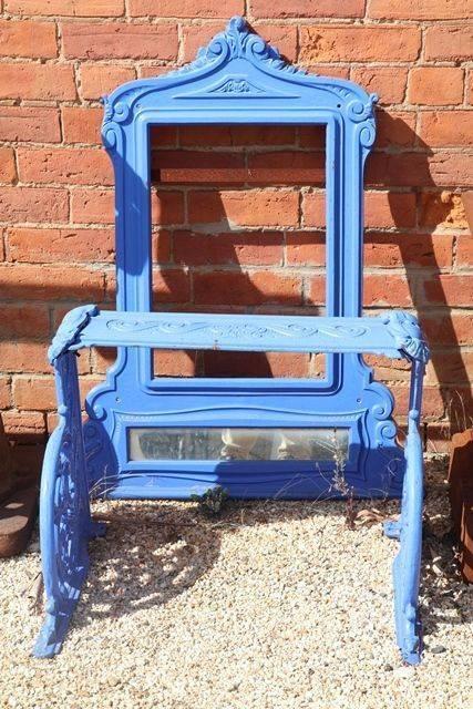 Cast Iron Frame
