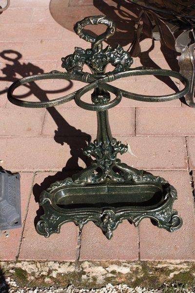Cast Iron Umbrella Stand