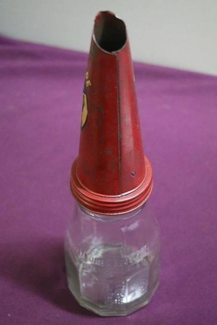 Castrol Bottle