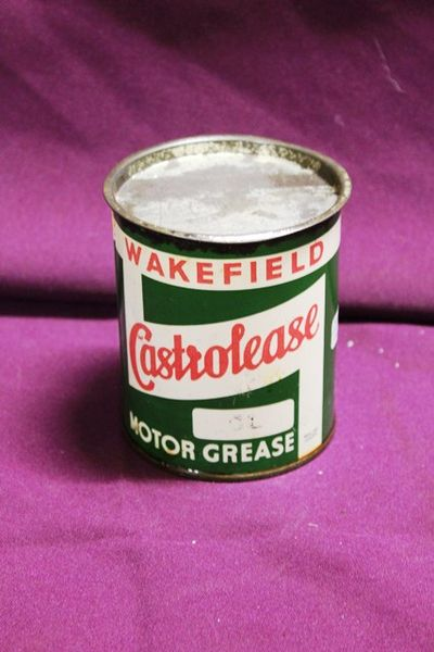 Castrol Wakefield Castrolease 1Lb Grease Tin