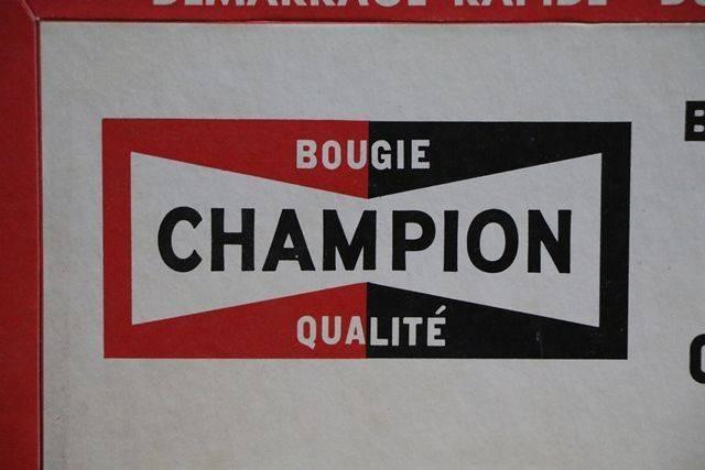 Champion Sign