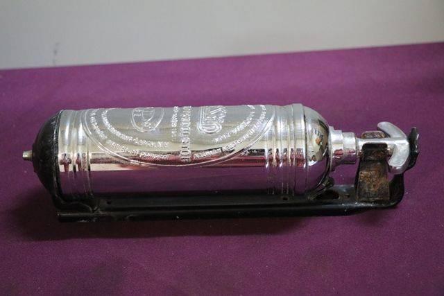 Desmo Fire Extinguisher