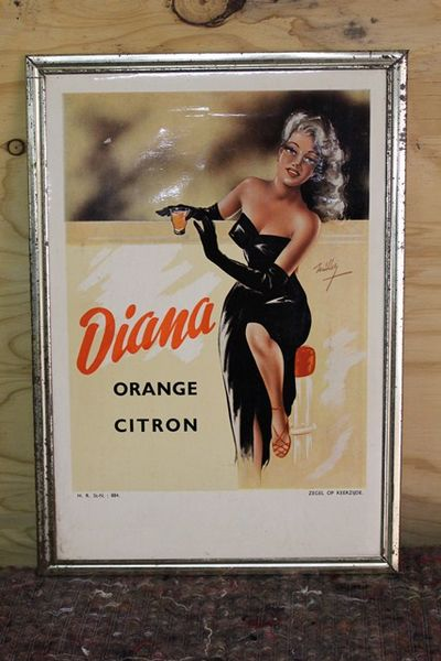 Diana Orange Citron