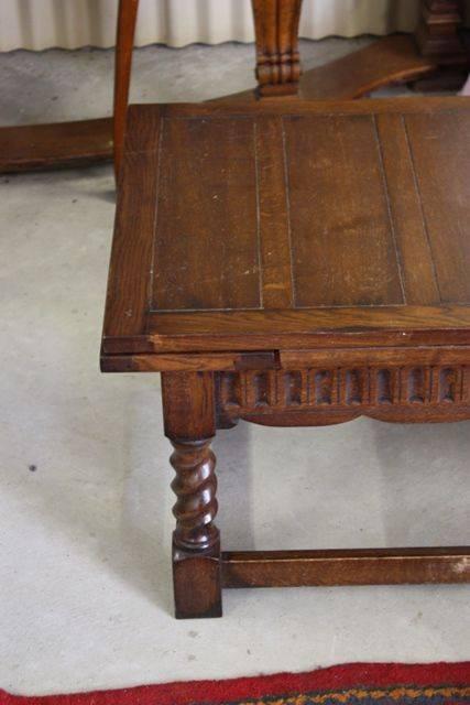 Drawer Leaf Coffee Table