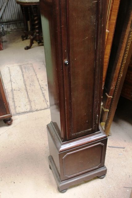 Early C20th Westminster Chime Grandmother Clock