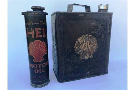 Early Shell Duo 2 gal Can and Insert