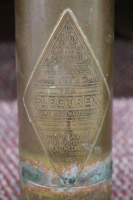 Electrex Fire Extinguisher