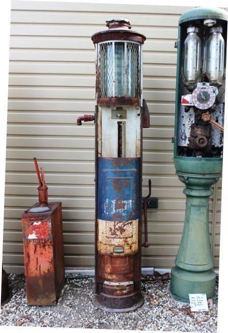 Emmco Z6 Neptune Manual Petrol Pump
