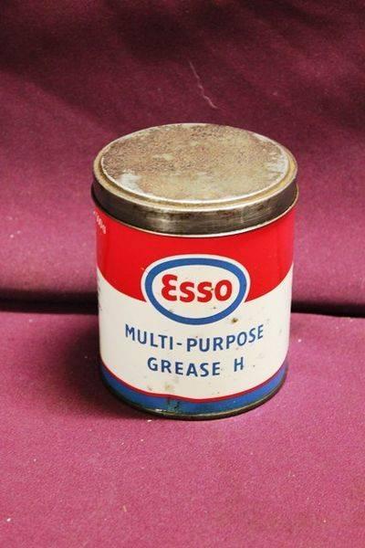 Esso 500g Grease Tin