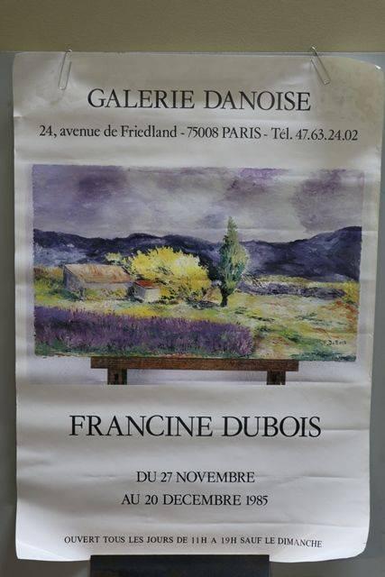 French Art Poster Galerie Danoise