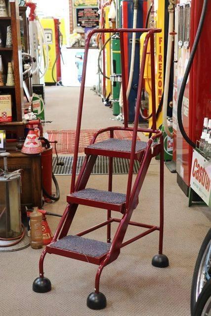 Garage Step Ladder